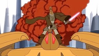 Clone Wars: The Battle of Coruscant