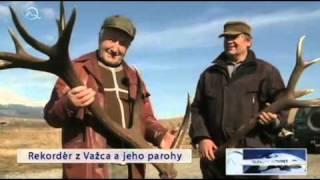 TV Markíza - Rekordér z Važca a jeho parohy