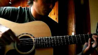 Maelstrom : Orginal song Maton 12 String Guitar