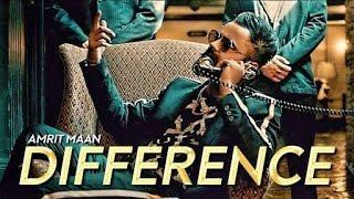 Difference   Amrit Maan ft. Sonia Maan   latest punjabi song 2018   Bomb Beat
