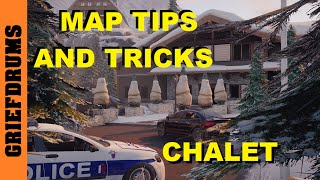 Chalet Advanced Map Tips and tricks - Rainbow Six Siege