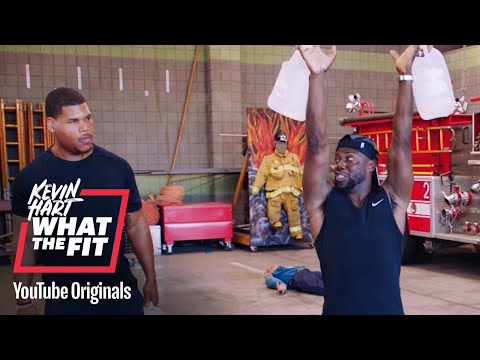 It's Just Water Weight Kevin Hart What The Fit Laugh Out Loud Network