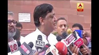 Samajwadi party MP Naresh Aggarwal takes back his statement over God and alcohol in RS