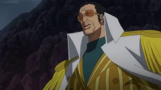 Z vs Kizaru & Marine (Final Fight) / One Piece Film Z