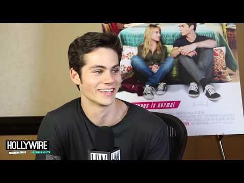 Xxx Mp4 Dylan O Brien Talks Sex Scene Awkwardness The First Time 3gp Sex