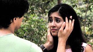 Naira And Kartik Romance In Jungle - Yeh Rishta Kya Kehlata Hai - 15th December 2016 On Location