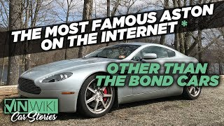 I bought the most famous Aston on the internet *