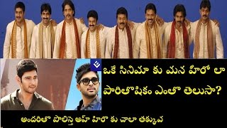 Top 10 Highest Paid Actors in Tollywood 2016