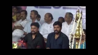 Nivin Pauly Dileep hot star malayalam cinema enjoys dance swetha menon Machus Events