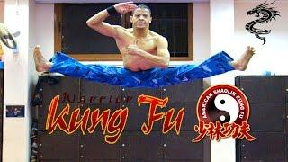 نسر الكونغ فو يتدرب علي قتال الافلام لمنافسة نجوم العالم في السينما Martial arts movie training