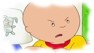 Funny Animated cartoon | Caillou Stays Up Late | WATCH CARTOON ONLINE | Cartoon for Children