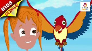 Kids Songs | Friendship Song | Rhyme for Kids | Children Rhymes | Lyrics | 4K  Animation Video