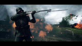 battlefield 1 forged with Raubtier