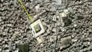 Google earth Islamic miracle