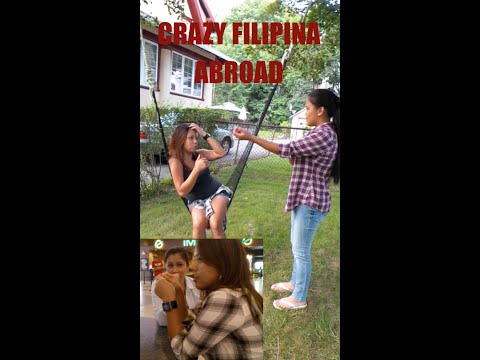 CRAZY FILIPINA ABROAD - Pinay in New York-Volume#40 - MaryAnn.A