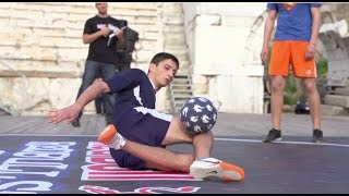 Freestyle Soccer - Red Bull Street Style World Tournament 2014 in Bulgaria