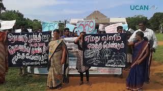 SRI LANKA: Tamil villagers