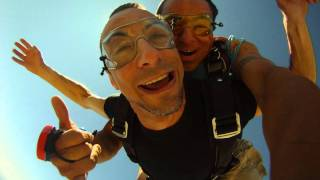 Eric's Skydiving Adventure