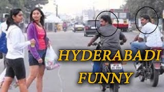 Latest Hyderabadi Hindi Funny Video (Part - 5) || Hyderabadistars