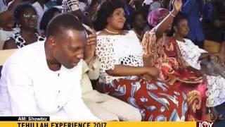 TEHILLAH Experience 2017 - AM Showbiz on Joy News (7-8-17)