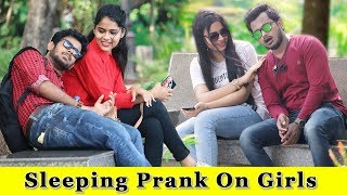 Sleeping Prank On Girls    Gone Funny    Prank In India 2019    Funday Pranks