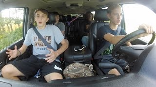 Roadtrip Stereotypes | Broski