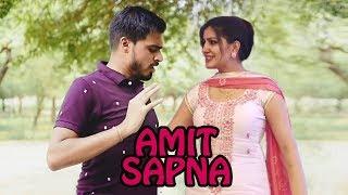 Amit bhadana Fans | Sapna Choudhary | New Edition