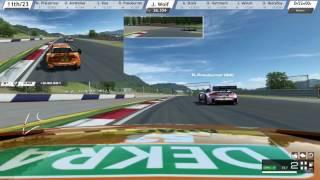 SiR DTM Cup-Saison-2017-2.2 Rennen Spielberg