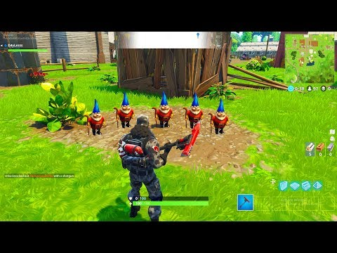 Xxx Mp4 Search Hungry Gnomes All Locations Fortnite Week 8 Challenges All Hungry Gnomes Locations 3gp Sex