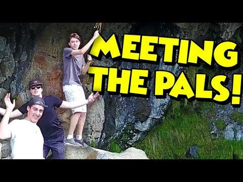Meeting ThePals!! | VLOG