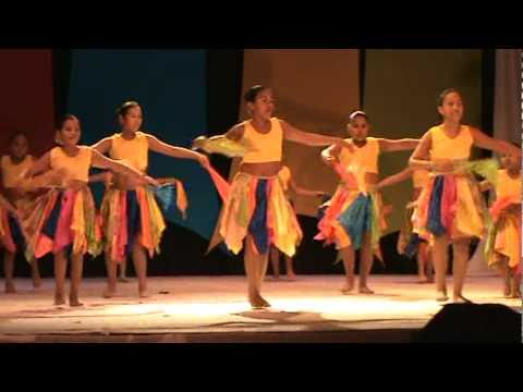 danzas evelin baile calipso.JHULIANNI PINTO