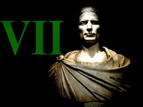 Caesar - de Bello Gallico. Liber VII