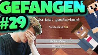 Der DÜMMSTE TOD EVER! | Minecraft Gefangen #29 | Logo & Felix