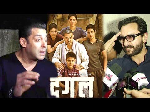 All Bollywood Celebs Reaction After Watching Aamir's DANGAL Movie - Salman,Saif Ali Khan,Kangana