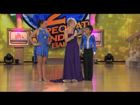Niños Duelo Segundo Campeonato Mundial de Baile