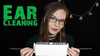 Varied EAR ATTENTION 💛 Ear Cleaning, Massage, Inaudible Whisper and More 💛 Binaural HD ASMR