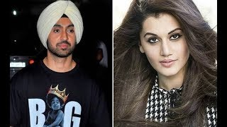 Diljit Dosanjh and Taapsee Pannu to romance in Hockey Shaad Ali's upcoming film
