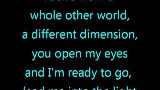 Katy Perry - E.T. with Lyrics