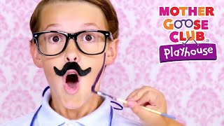 Learn Colors with Johnny Johnny Yes Pappa | Mother Goose Club Playhouse | Baby Song Compilation