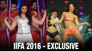 Daisy Shah and Elli Avram's sizzling performance at IIFA Rocks 2016 | IIFA Awards 2016