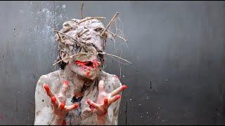 Transfiguration - performance Olivier de Sagazan