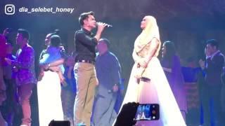 [Fancam] Final DSH Muzikal (12/01/2017) - Memori Berkasih by Siti Nordiana & Alif Satar