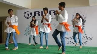 Deva Sri Ganesha: Mesmerizing  Dance Performance on Founder
