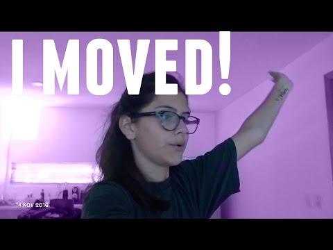 I MOVED!! - isa marieVlogs