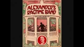 ALEXANDER'S RAGTIME BAND- ORIGINAL SOUNDTRACK- IRVING BERLIN.