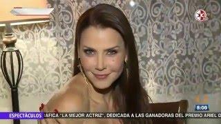 Las Amazonas - Debora , la villana de la historia - Gabriela Vergara