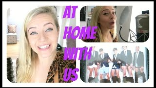 At Home With Kelsey and Tom