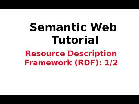 Xxx Mp4 Semantic Web Tutorial 3 14 Resource Description Framework RDF 1 2 3gp Sex
