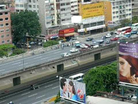 Funeral Caracas Autopista Homenaje a Malandro