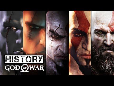 Xxx Mp4 History Evolution Of God Of War 2005 2018 3gp Sex